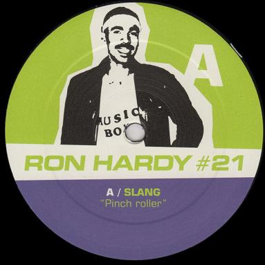 Ron Hardy 21