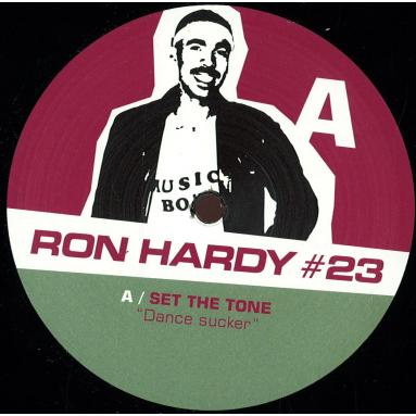 Ron Hardy 23