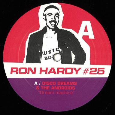 Ron Hardy 25