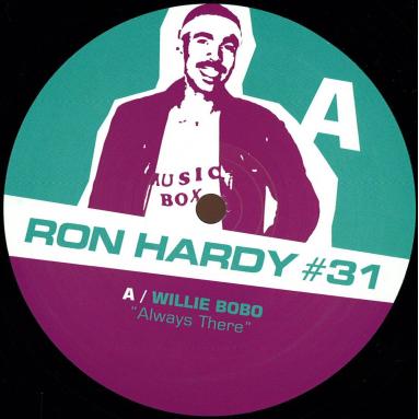Ron Hardy 31