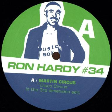 Ron Hardy 34