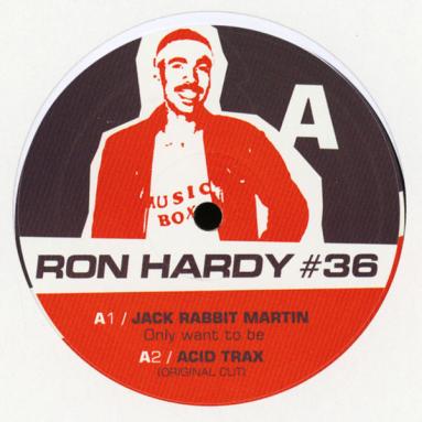 Ron Hardy 36