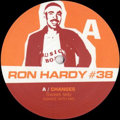 Ron Hardy 38