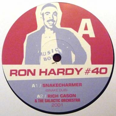 Ron Hardy 40