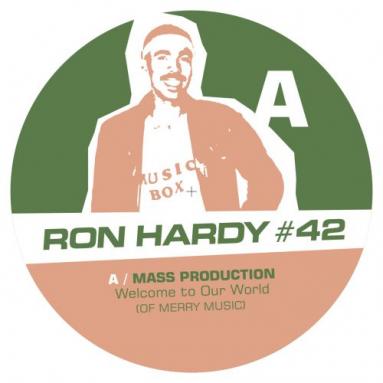 Ron Hardy 42
