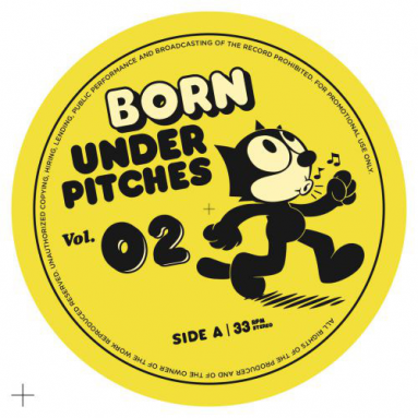 Born Under Pitches vol.2
