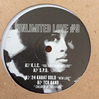 Unlimited Love 9