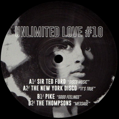 Unlimited Love 10