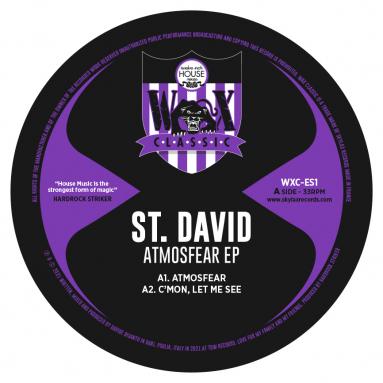 St. David - Atmosfear EP (Pre-Order)