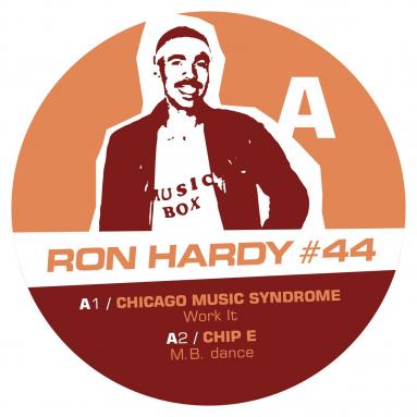 Ron Hardy 44