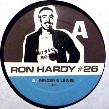 Ron Hardy 26