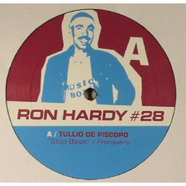 Ron Hardy 28