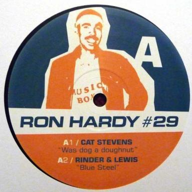 Ron Hardy 29