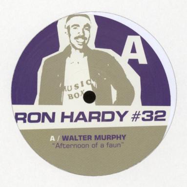 Ron Hardy 32