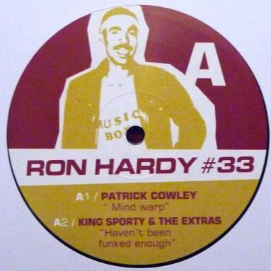 Ron Hardy 33