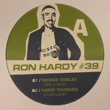 Ron Hardy 39