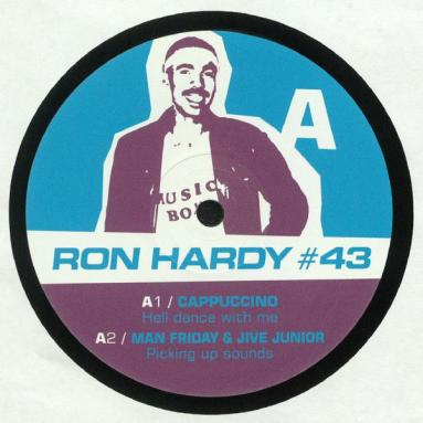 Ron Hardy 43