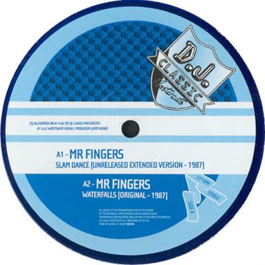 DJs classic mastercuts 026 (Blue Vinyl)