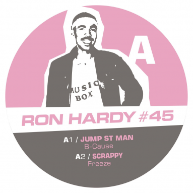 Ron Hardy 45 (Pre-order)