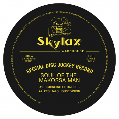 Soul of The Makossa Man - Simoncino, F.T.G., Groove Boys Project, Carlos Nilmnns